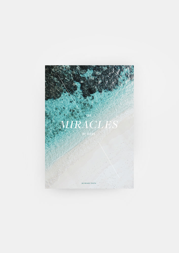 Miracles of Jesus Legacy Book | He Reads Truth