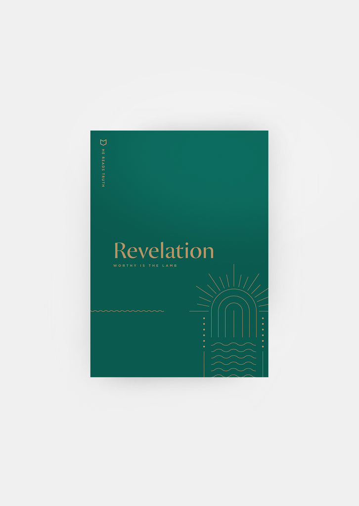 Revelation Legacy Book | He Reads Truth