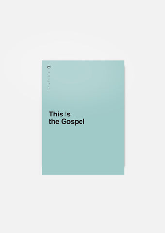 This Is the Gospel Legacy Book | He Reads Truth