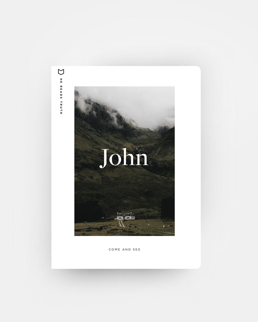 John Legacy Book | He Reads Truth