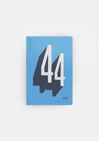 Acts Bible Study Journal for Boys