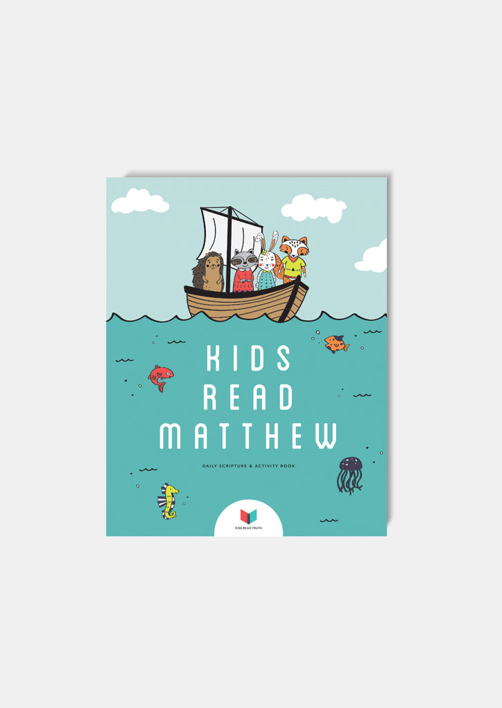 Kids Read Matthew