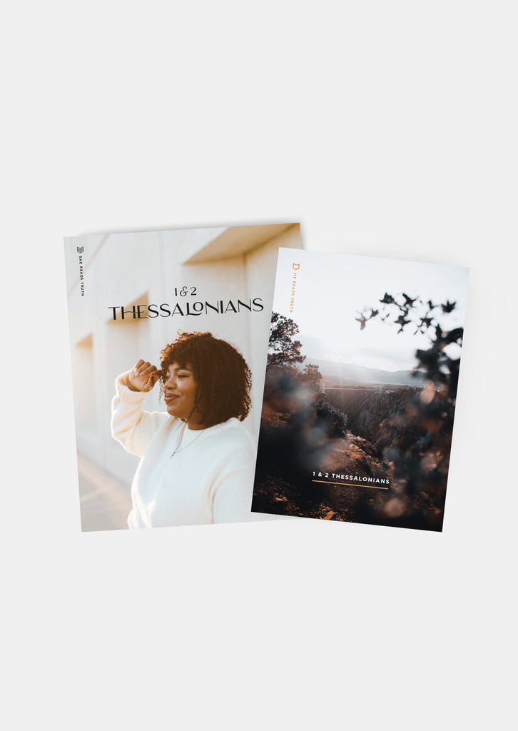 1 & 2 Thessalonians She + He Bundle