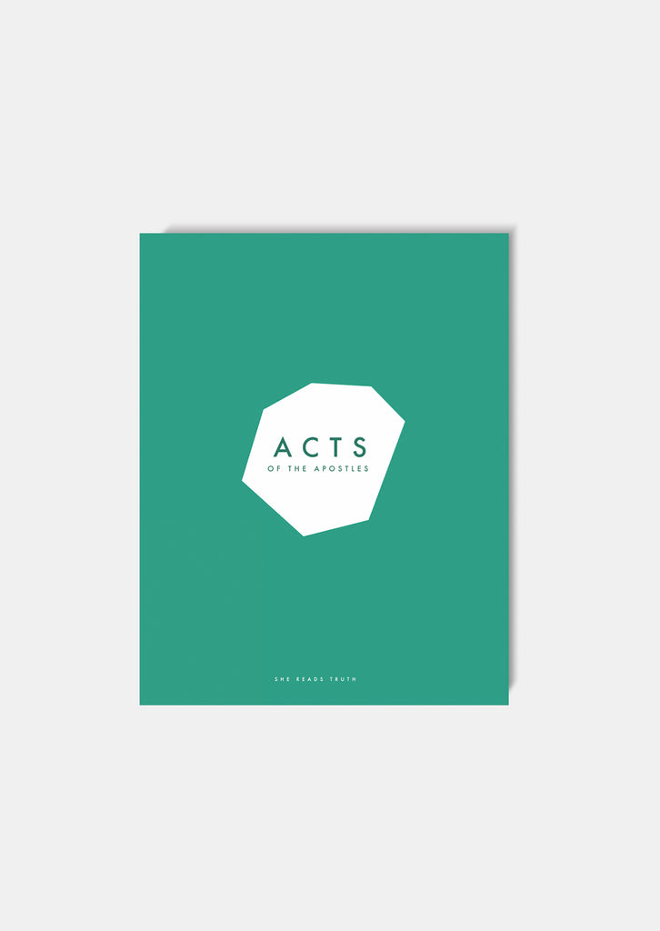 Acts Study Book | She Reads Truth