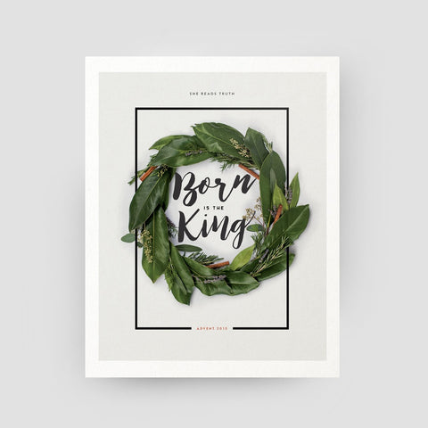 """Born is the King"" 