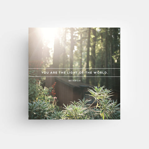 """The Beatitudes"" Card Set"