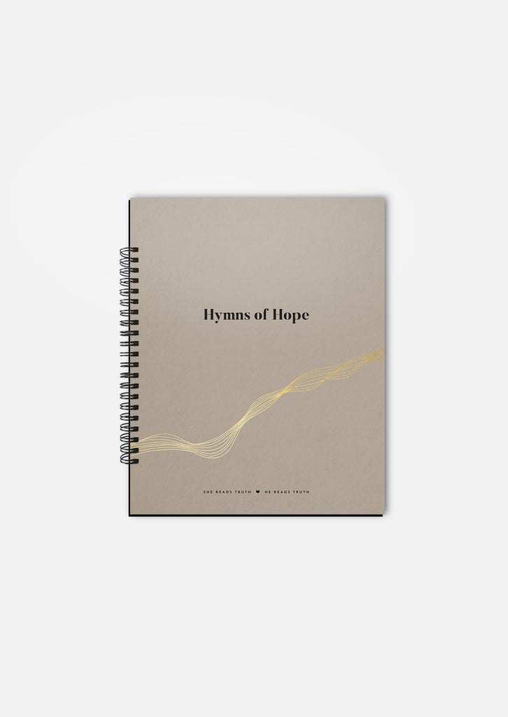 Hymns of Hope Study Book