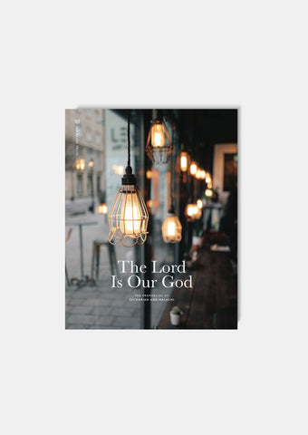 <i>The Lord Is Our God</i> Study Book | She Reads Truth