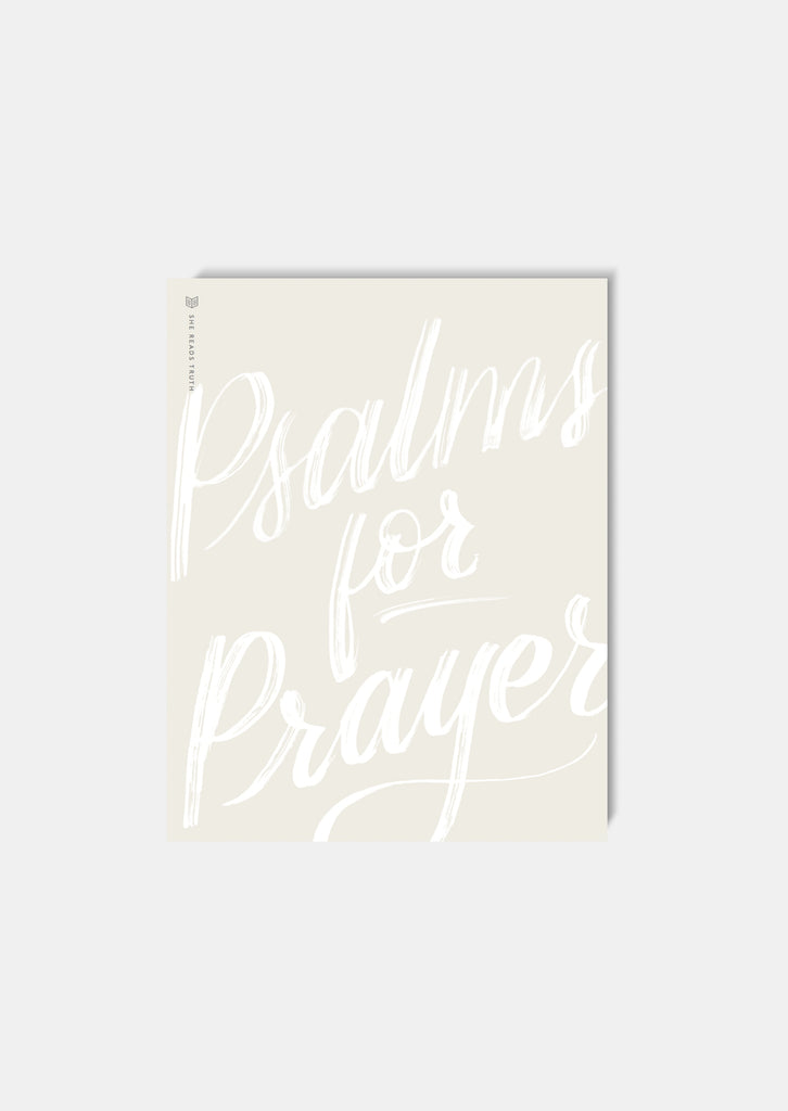 Psalms for Prayer Study Book | She Reads Truth