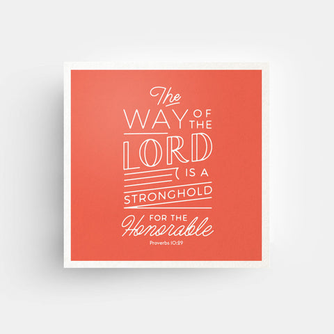 Proverbs Card Set