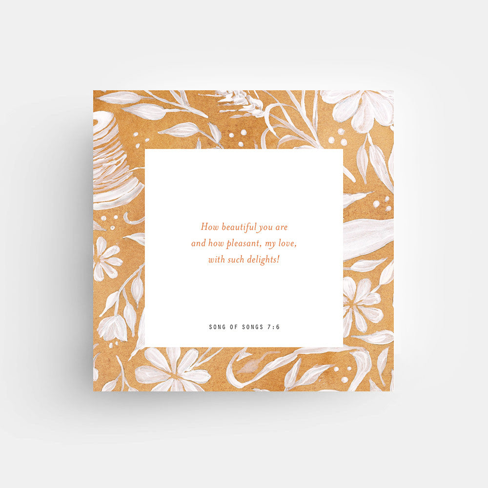 Song of Songs Card Set