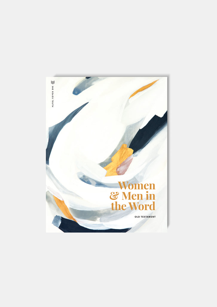 <i>Women & Men in the Word - Old Testament</i> Study Book | She Reads Truth