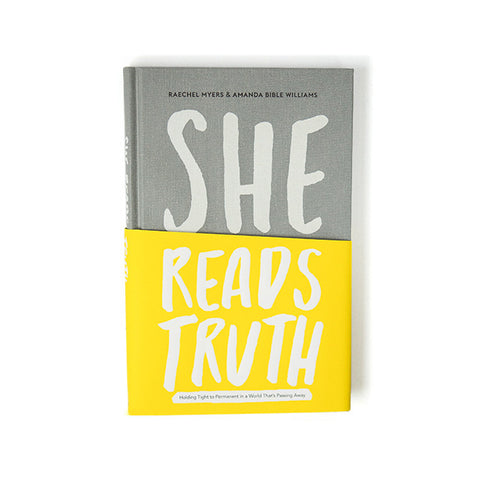 <i>She Reads Truth</i>: Holding Tight to Permanent in a World That's Passing Away