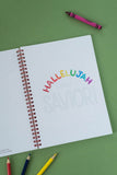 I Will Praise You Art Journal | Kids Read Truth