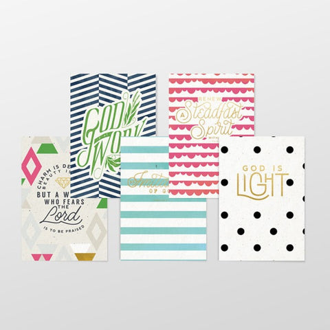 Greeting Cards (set of 5)