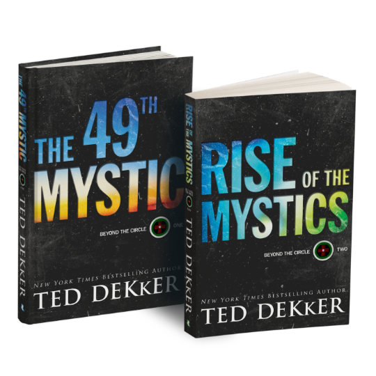 The 49th Mystic (Hardcover) + Rise of the Mystics (Paperback)