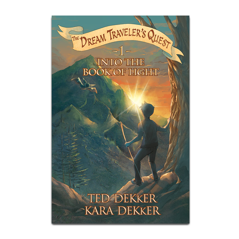 The Dream Traveler S Quest For Ages 7 12 Ted Dekker
