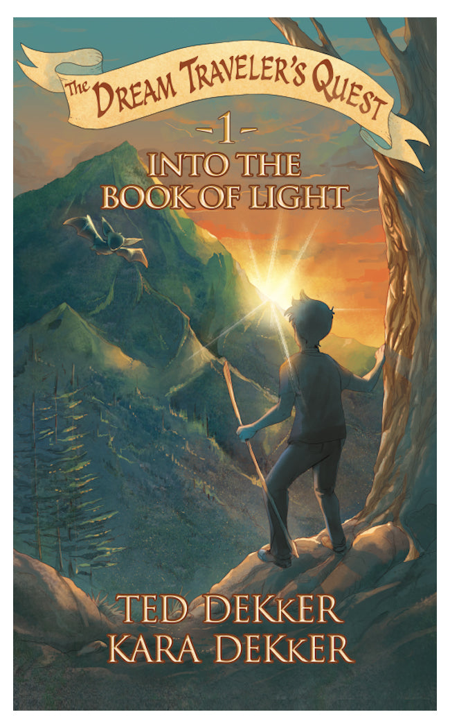 Into the Book of Light (The Dream Traveler's Quest, Book 1)