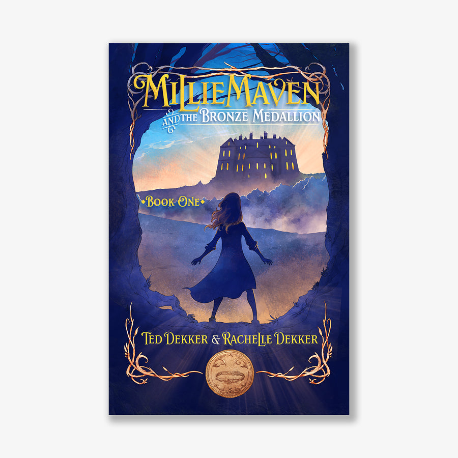 Millie Maven and the Bronze Medallion (Book 1)
