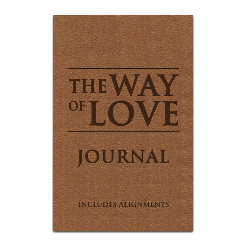 The Way of Love (Both Books + Journal)