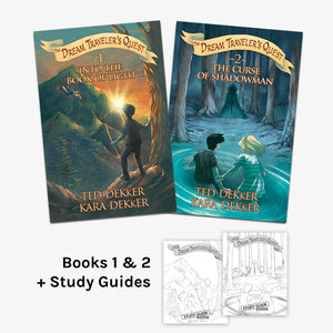 The Dream Traveler's Quest (Books 1 & 2 with Study Guides)