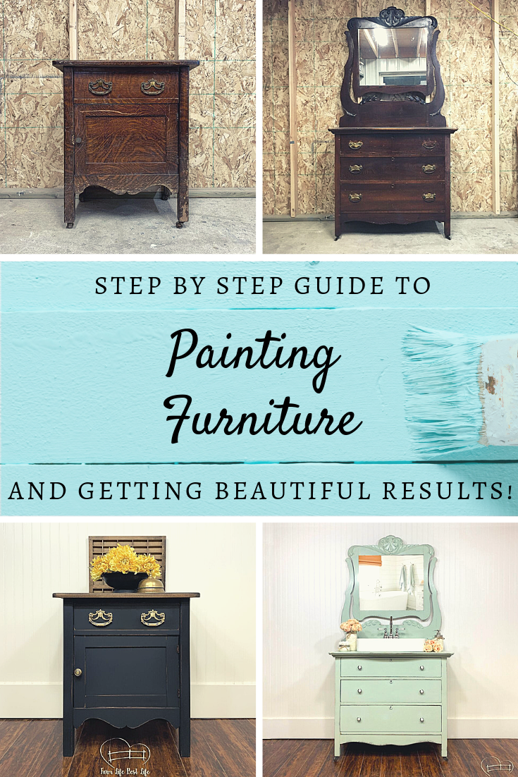 How to Paint Furniture: An Instruction Guide for Beginners