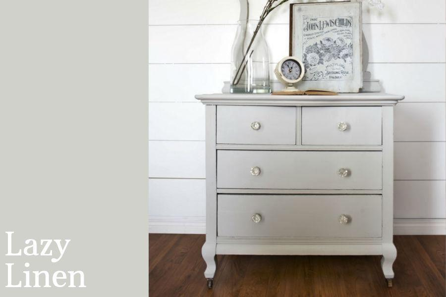 Chalk Style All-In-One Paint | Lazy Linen