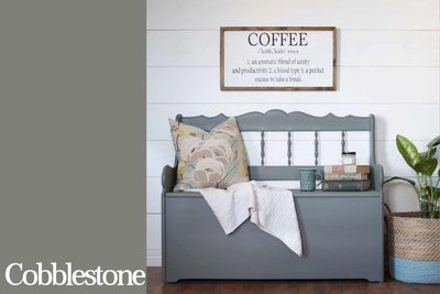 Chalk Style All-In-One Paint | Cobblestone