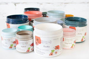 Furniture Paint - All-in-One Decor Paint from Country Chic Paint - DIY eco friendly home decor paint