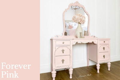 Chalk Style All-In-One Paint | Forever Pink