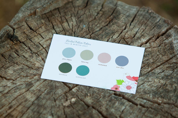 Furniture Paint - All-in-One Decor Paint - Fall/Winter Limited Edition Colors