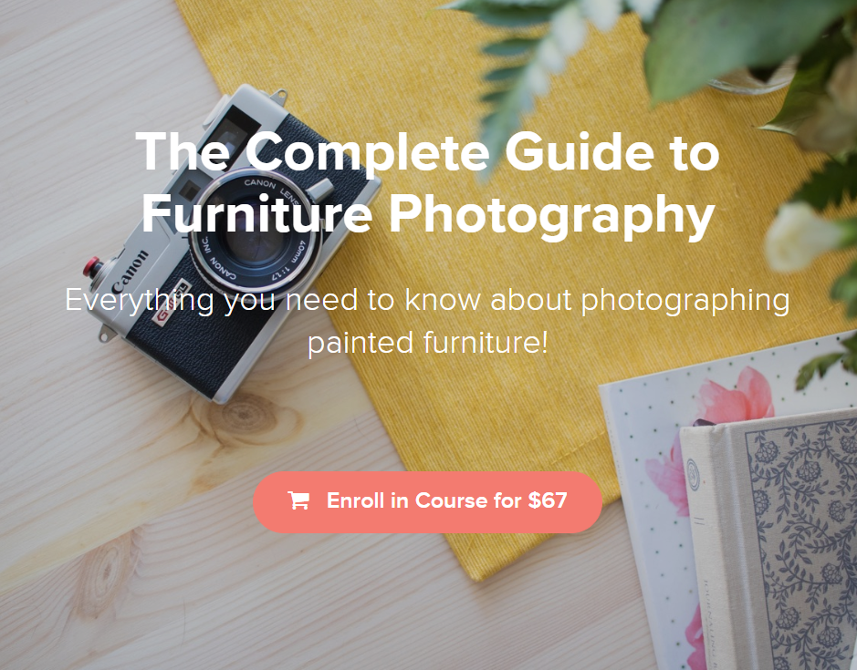 The Complete Guide to Furniture Photography