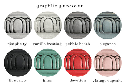 Furniture Glaze | Graphite