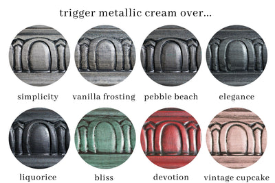 Metallic Cream | Trigger