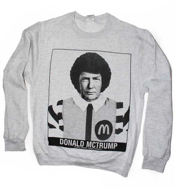 Donald McTrump CrewNeck
