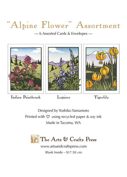 Alpine Flower Assortment