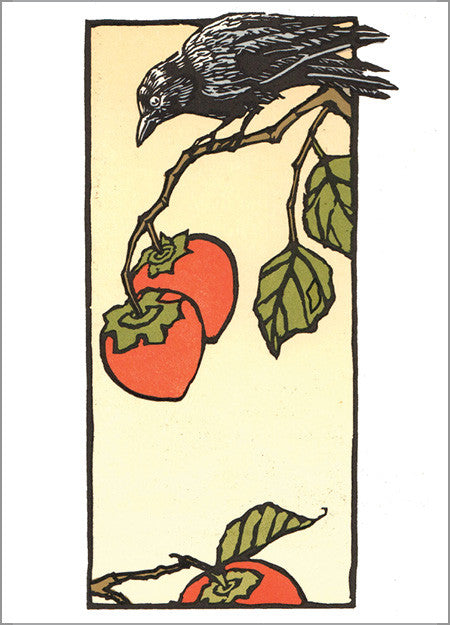 Crow & Persimmon