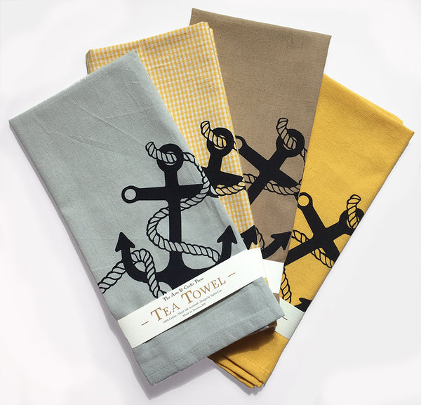 Nautical Tea Towel Assortment