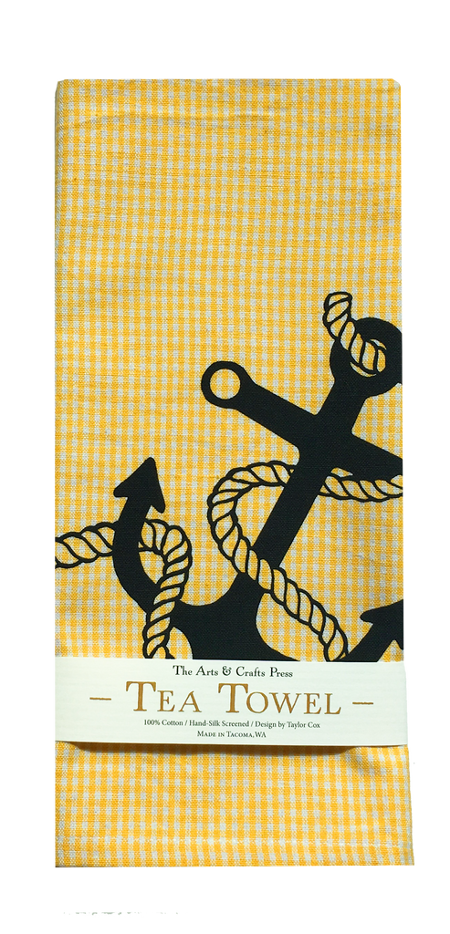 Nautical Tea Towel