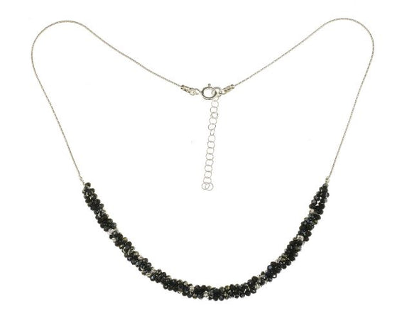 I'm Shimmering Sterling Silver Necklace