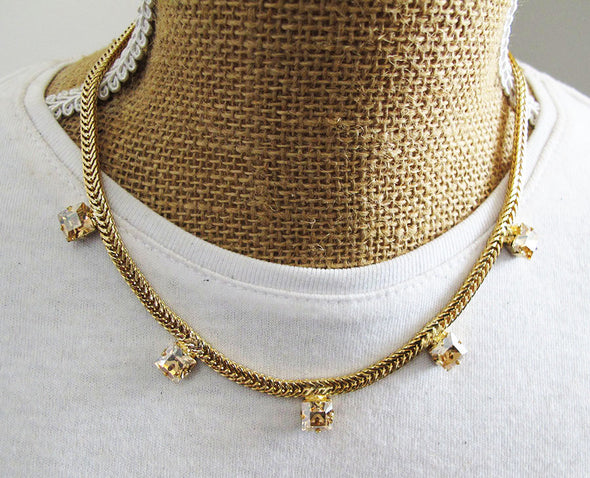 Golden Girl Necklace