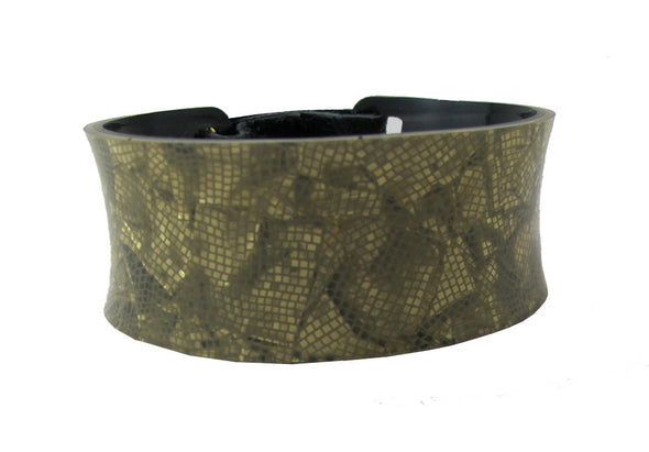 Into the Cuff - Animal Print