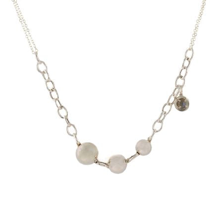 Having a Ball Sterling Silver Necklace