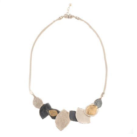Three Tones A Necklace