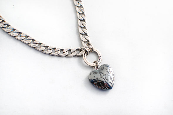 I Gave My Heart Necklace