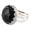 Big Black & Beautiful Ring