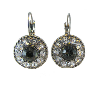 Victorian Drops - Black Diamond