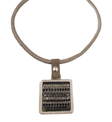 All Squared Up Necklace