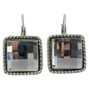 The Facets of Life Swarovski Crystal Earrings