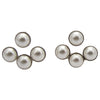 Pearl Party - Pearl Front Back Earrings